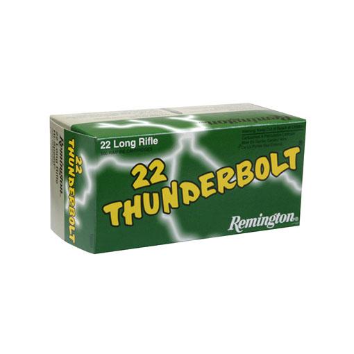 reminton 22 thunderbolt