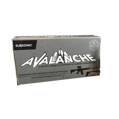 Avalanche 300 Blackout