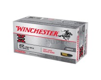 Winchester 22 LR T22 Lead RN 500rds