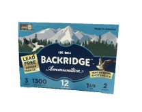 Backridge 12ga 3in 2shot