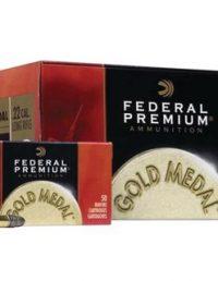 FEDERAL GOLD MEDAL 22.