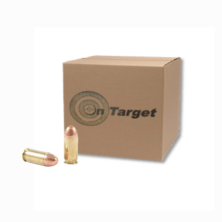 On Target 45 Acp 230gr Ammo 250 Rounds Lohman Arms
