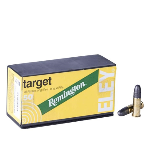 Remington Target Eley 22lr
